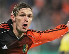 """Наградиха Новакович за """"Футболист на май"""""""