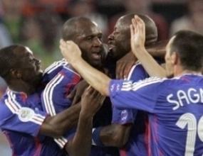 Франция спечели в точния момент и налетя на Испания