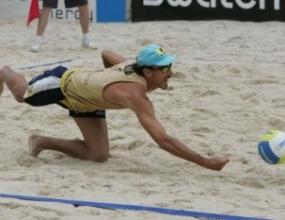 """Финалите на плажния волейбол в Гщаад пряко по """"Евроспорт"""""""