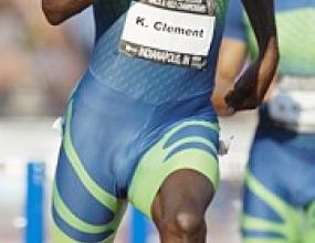 Керън Клемънт с най-добър резултат в света за годината на 400 метра с препятствия