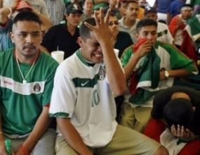 Мексиканските медии: Каква болка!