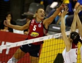 Зетова и Перуджа на крачка от 1/4-финал за Купата на CEV