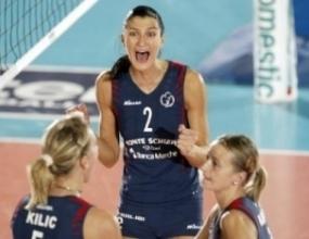 Илияна Петкова и Йези с 5-та победа в Шампионската лига