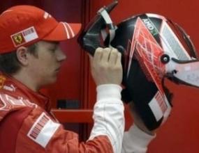 Кими ще тества новото Ферари другата седмица