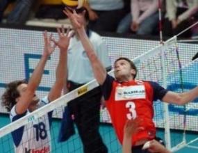 Андрей Жеков и Нефтяник на 1/4-финал за Купата на CEV