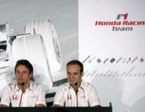 Хонда показа RA107