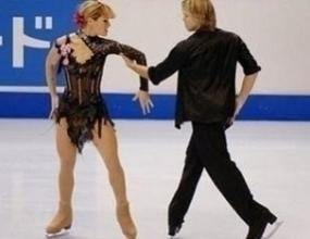Албена и Максим остават трети и след оригиналния танц