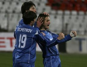 Sportingbet стана спонсор на Спартак (Вн)