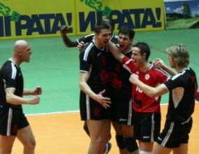 ЦСКА разби шампиона с 3:1 в Бургас и си осигури първото място в Суперлигата
