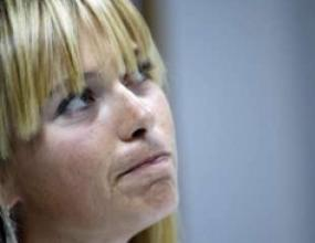 Шарапова призна за контузия