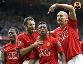 Манчестър Юнайтед си поигра с Ливърпул за 3:0