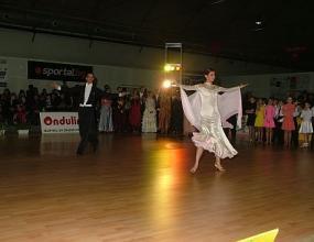 130 заявки за участие за шампионата по спортни танци