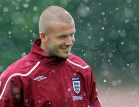 Дейвид Бекъм: Не съм готов да спра да играя за Англия
