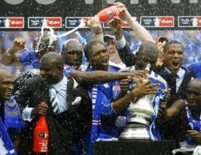 Портсмут спечели Купата на Англия