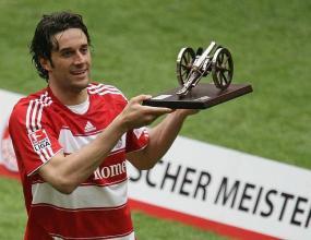 Лука Тони спечели голмайсторския приз