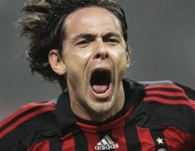 Пипо Индзаги гони гол №100 за Милан
