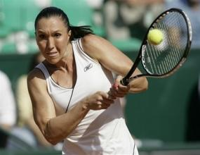 Йелена Янкович триумфира в Рим