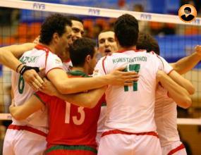 Три от три за България