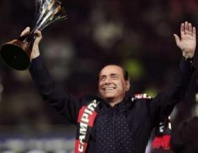 Берлускони: Комплименти за Интер