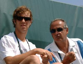 Гаске се раздели с треньора  си
