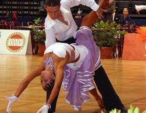 """Завърши второто издание на  международния турнир по спортни танци """"Сливен оупън'2008"""""""