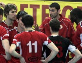 Волейболистите на ЦСКА мечтаят за Шампионската лига