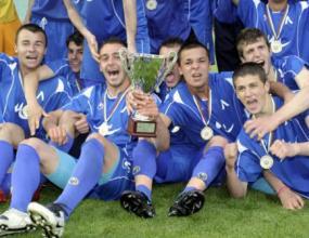 Детският тим на Левски ще играе два мача в Гърция