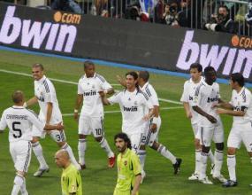 Bwin честити на Реал Мадрид титлата