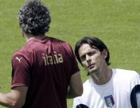 Пипо Индзаги силно разочарован от Донадони