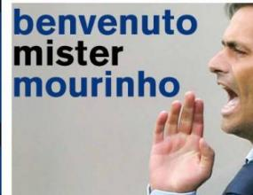 Официално: Моуриньо в Интер за три години