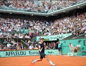 Роджър Федерер се класира за четвъртфинал на Ролан Гарос
