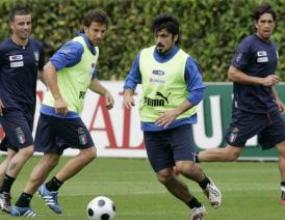 Гатузо: Италия е фаворит на Евро 2008