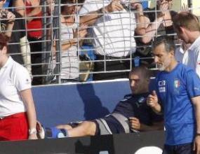 Канаваро аут от Евро 2008