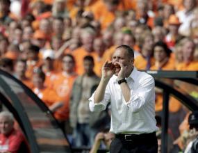 Ван Бастен вярва в Холандия