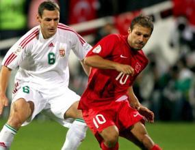 Карадениз е най-ниският играч на Евро 2008