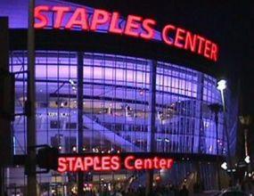 """Това е """"Staples Center"""""""