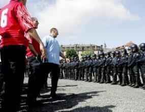 Няма сигнали за терористични заплахи на Евро 2008