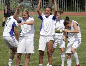 България победи Армения и спечели турнира по женски футбол в Албена