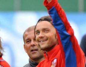 Янкуловски готов за старта на Евро 2008