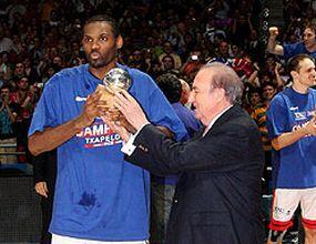 Пит Микел бе определен за MVP на финалите в Испания