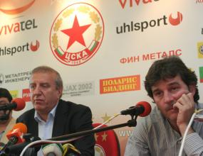 Томов пред Sportal.bg: Махам се, Емо Костадинов вече е шефът