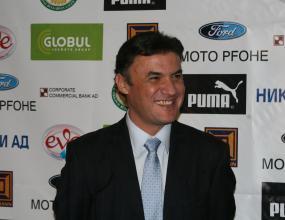 Томов пред Sportal.bg: Синьото БФС съсипа ЦСКА