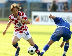 Модрич иска подкрепата на Англия за Хърватия