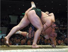 Котоошу с четвърта победа в Нагоя