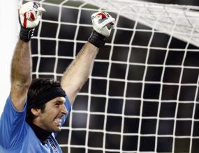 Буфон: Милан е моят фаворит за Скудетото