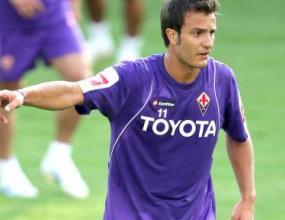 Джилардино дебютира с гол и пропусната дузпа за Фиорентина