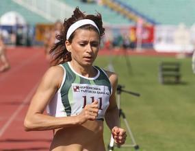 """Даниела Йорданова трета на """"Златната лига"""" в Париж с отличен резултат"""