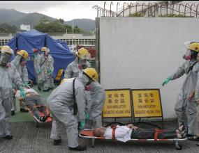 Подготвят населението на Пекин за терористични атаки