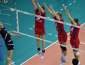 Русия победи Република Корея с 3:1 без Алекно