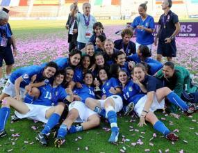 Италия спечели Евро 2008 при девойките